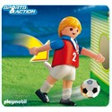 4722 Playmobil Sports Action Voetballer Tsjechië