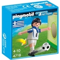 4718 Playmobil Sports Action Voetballer Griekenland