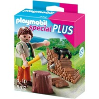 5412 Playmobil Special Plus Houthakker
